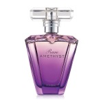 Rare Amethyst - Reg. $23 Glamorous and captivating, this sensual jewel of passionate plum shimmers with mysterious violet and rich sandalwood. 1.7 fl. oz. Top Note: Wet Plum Middle Note: Blooming Violet Bottom note: Addictive Sandalwood