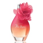 Flor Alegria - Reg. $30 Joy in Full Bloom! An exhilarating blend of vibrant crimson passion fruit, timeless Bulgarian rose petals and playful blue iris. 1.7 fl. oz.