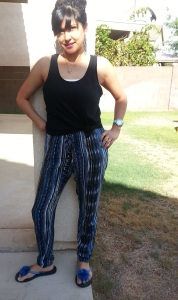 Harem-Style Pants