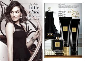 Avon Little Black Dress Fragrance