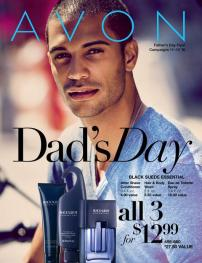 Avon Father's Day Flier