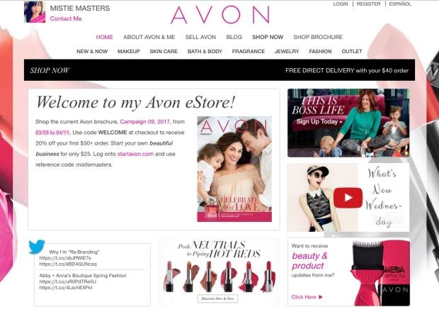 my e-boutique