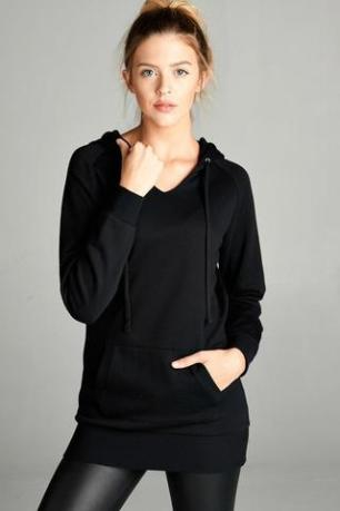 v-neck-hoodie