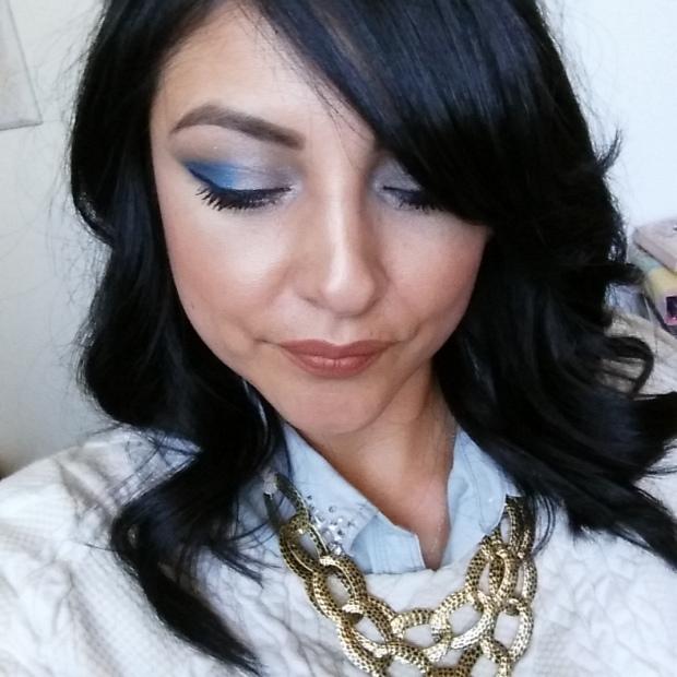 Makeup Monday: 1 Palette, 2 Looks