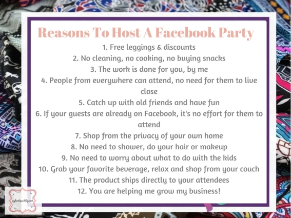 What's The Deal With Facebook Parties?