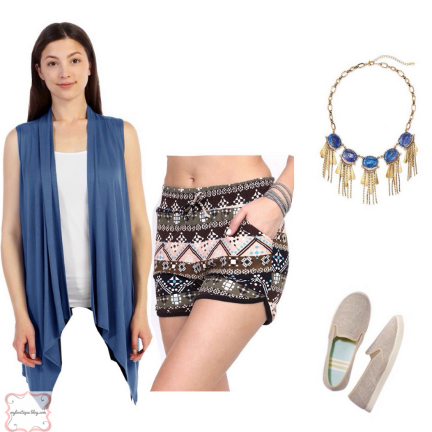 6 Ways To Wear A Sleeveless Cardi For Summer